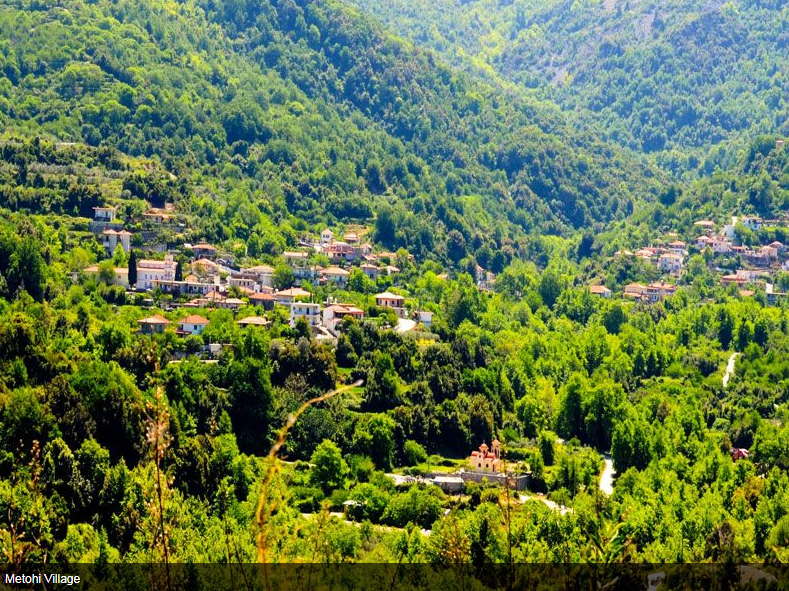 metoxi_village_evia Evia The Island of Negroponte by Mysterious Greece